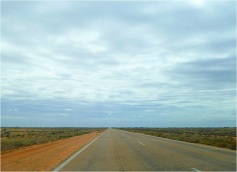 January - Travelling across the Australian Nullabor to my new home